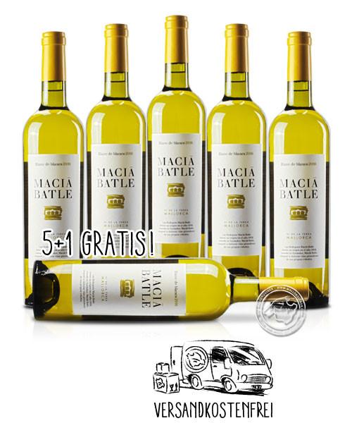 5+1 Set Macia Batle Blanc de Blancs 2019